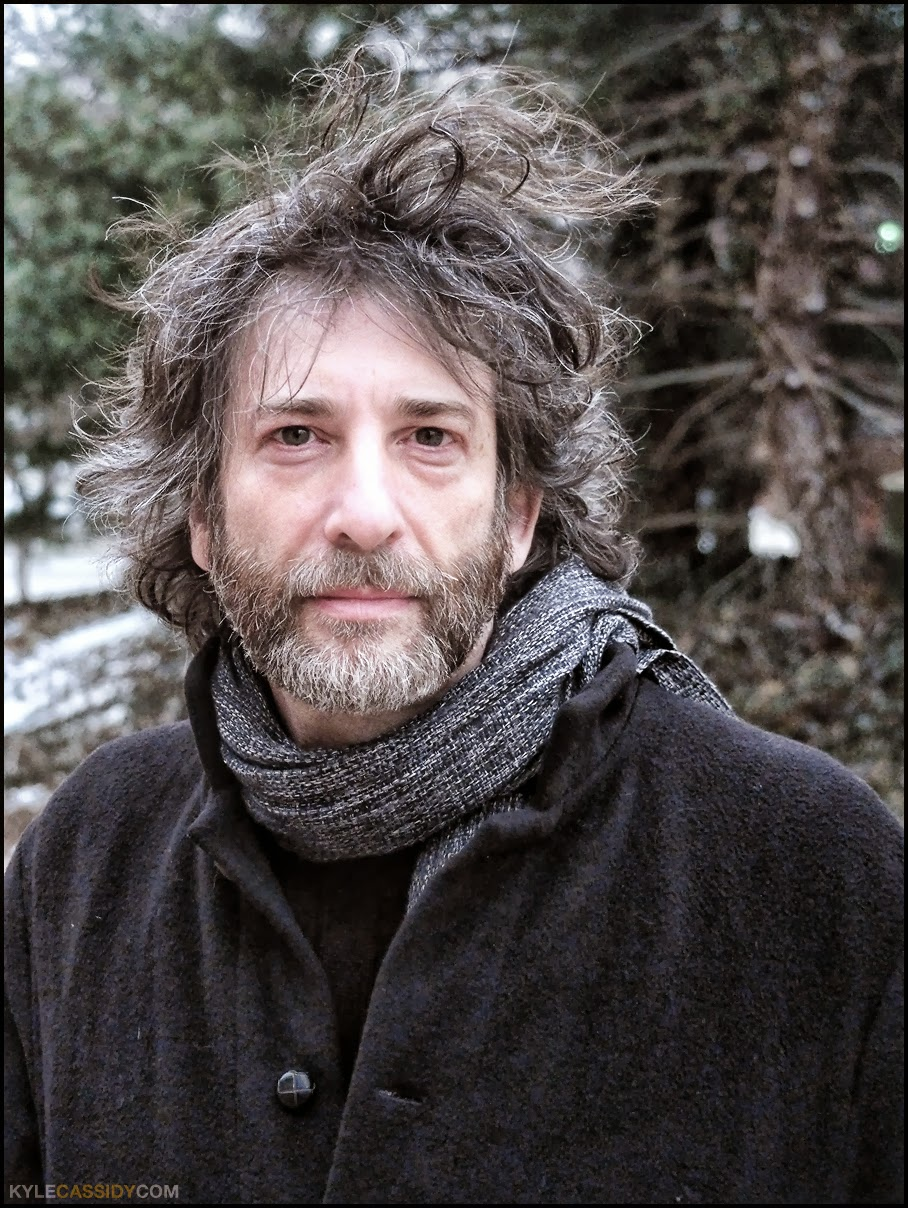Neil Gaiman's Journal: In Which It Is Demonstrated that I ...