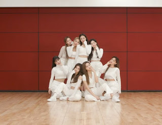 TWICE 'Cry for Me' Dance Practice Video
