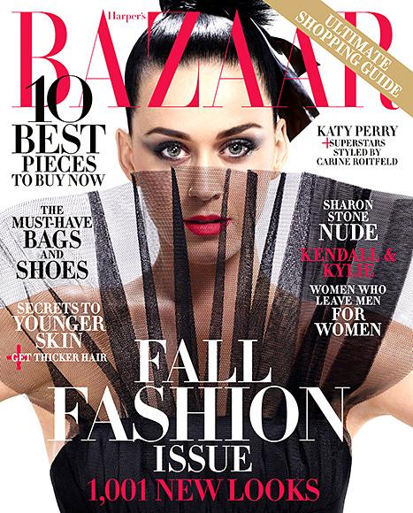Harper's Bazaar - Katy Perry
