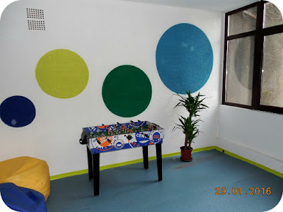 sala de relaxare
