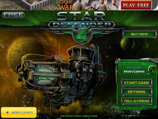تحميل لعبة حرب الفضاء star defender للكمبيوتر مجانا برابط مباشر ميديا فاير كاملة الاجزاء