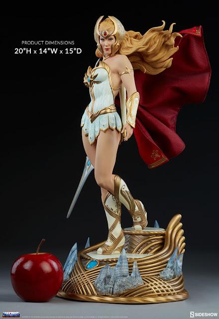 She-Ra sideshow