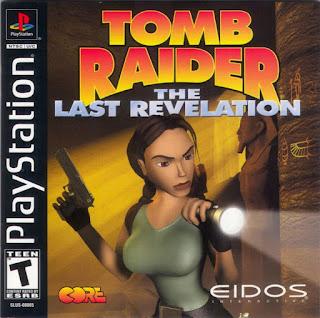Jogo de tiro online grátis Tomb Raider IV Playstation