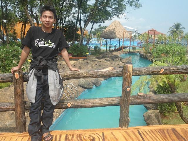 Santasea Waterpark, destinasi ciamik dengan wana air yang komplit