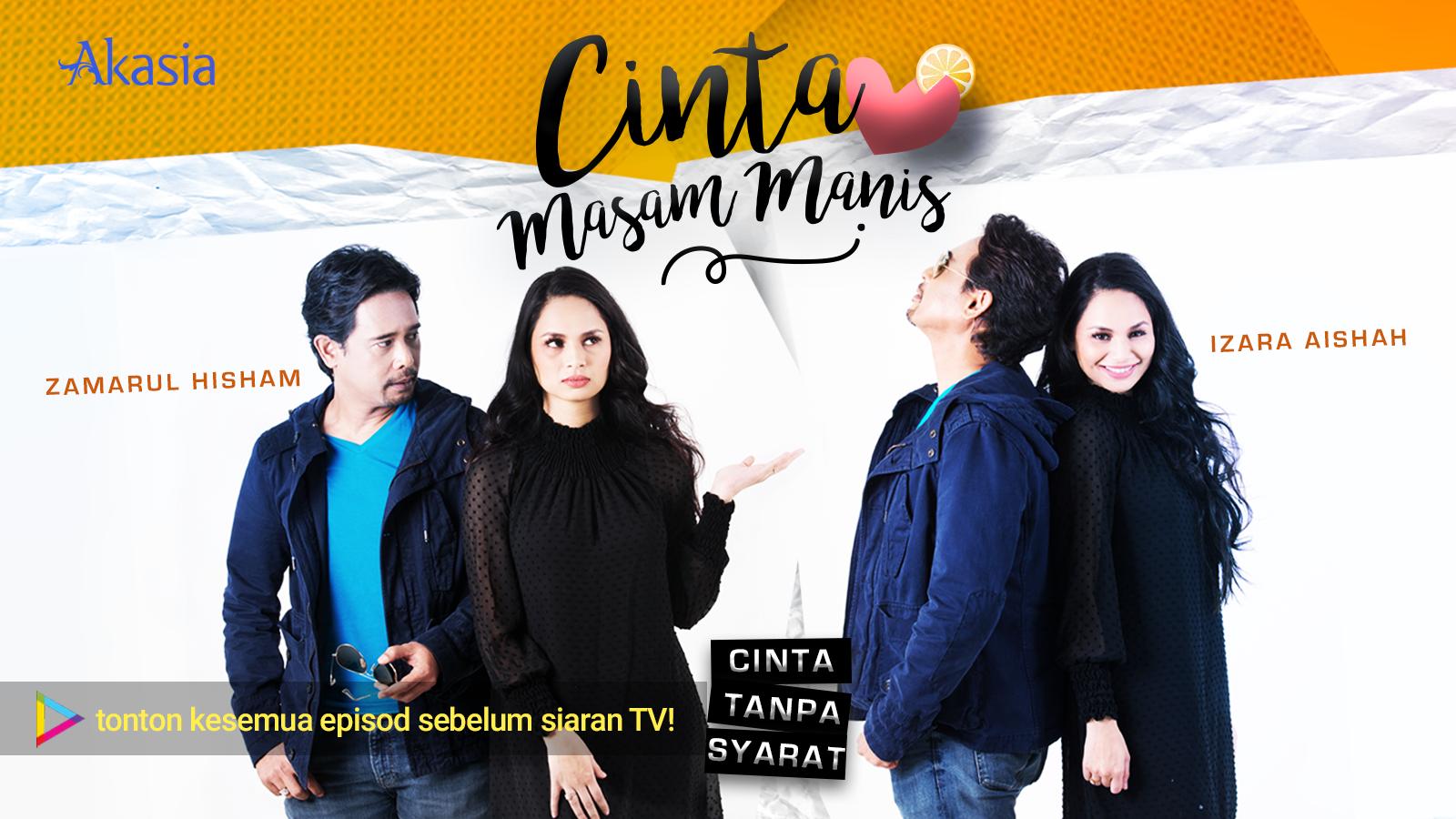 Drama Cinta Masam Manis (TV3)