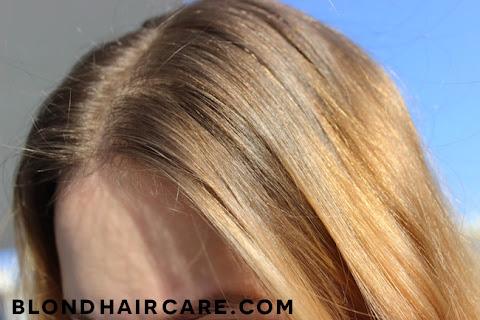 Siedem miesięcy bez farbowania włosów - czytaj dalej »