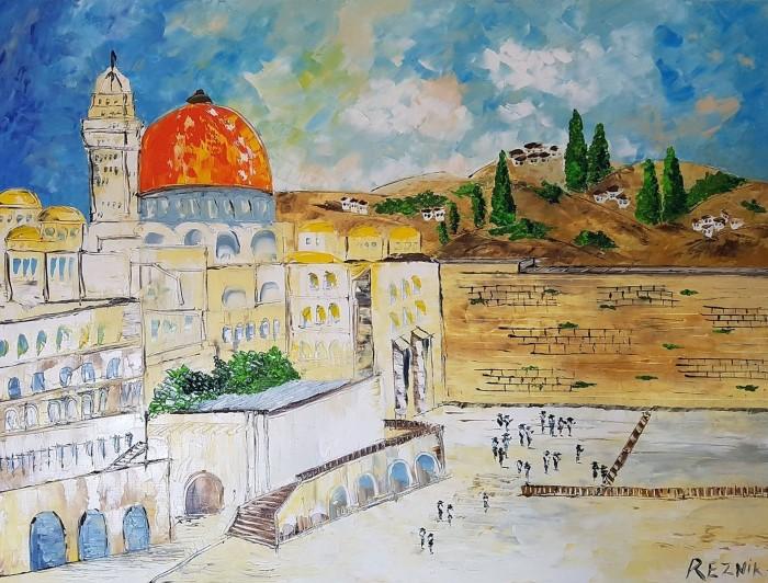 Израильский художник