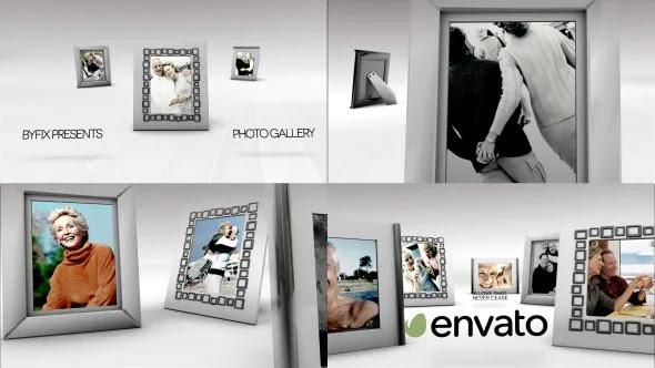 Videohive White Photo Gallery 7207656