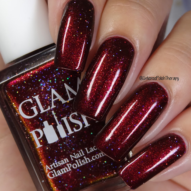 Glam Polish Without Passion... We'd Be Truly Be Dead