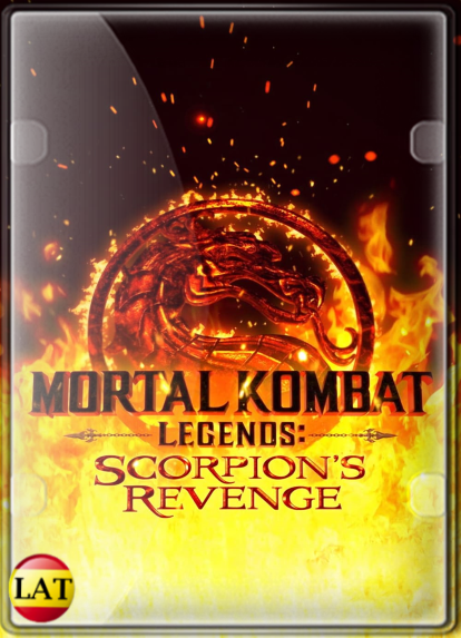 Mortal Kombat Legends: La Venganza de Scorpion (2020) DVDRIP LATINO