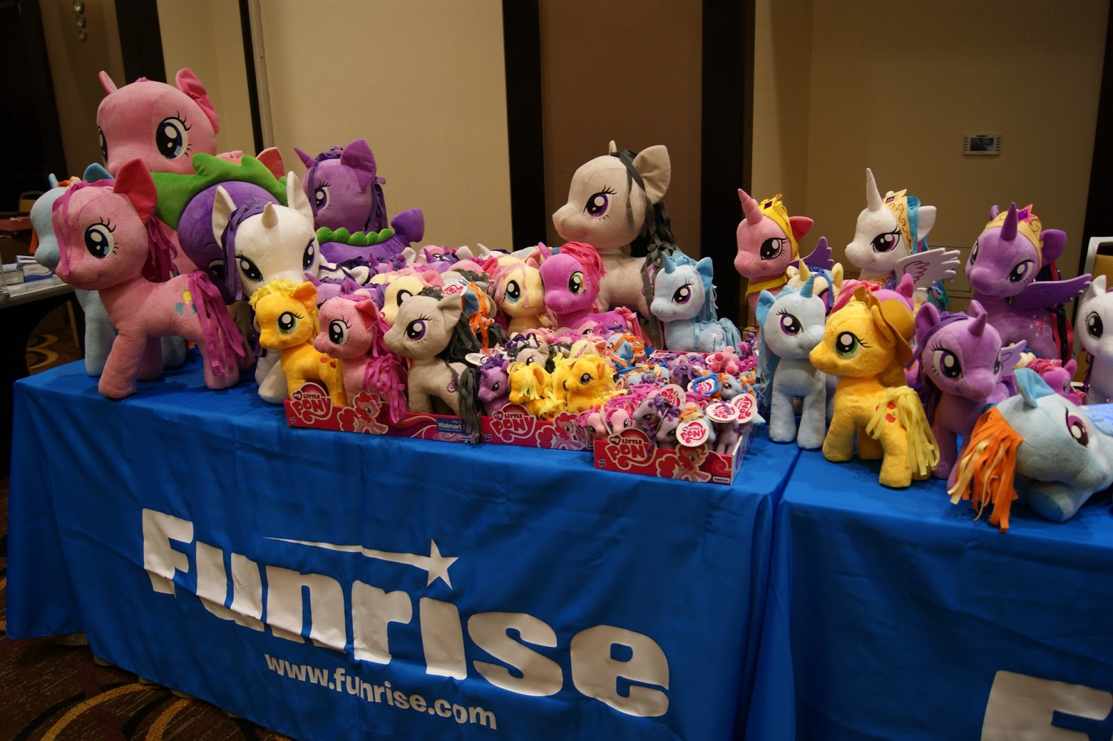 Guide To All Funrise My Little Pony Plushies Mlp Merch