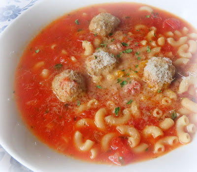 Little Meatball Soup