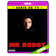 Mr. Robot (2015) Temporada 1 Completa AMZN WEB-DL 1080p Latino