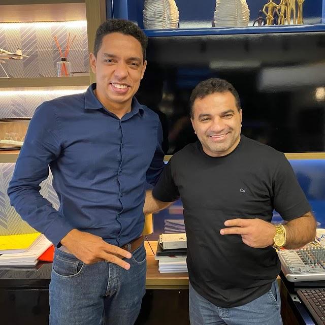 PRESIDENTE JUSCELINO: Ao lado de Josimar Maranhãozinho, prefeito Dr. Pedro Paulo anuncia reforma do hospital municipal