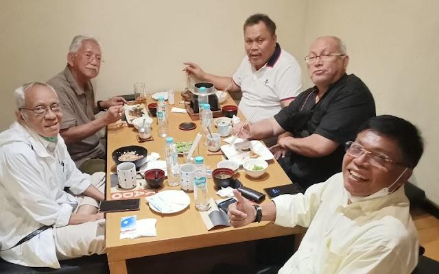 Lihat Nih, Foto Para Pendiri & Senior Demokrat Berkumpul untuk Dongkel AHY