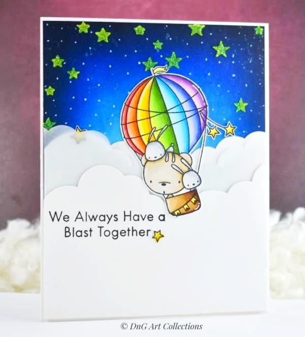We always have a blast together!