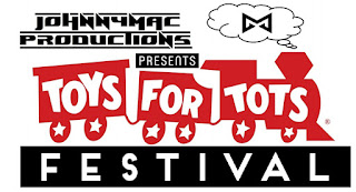 JohnnyMac presents: Toys For Tots Festival - July 24, 2021