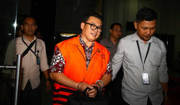 JPU KPK Tuntut Risyanto Suanda 5 Tahun Penjara