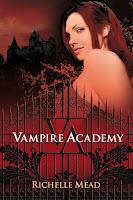 Vampire academy   Vampire academy #1   Richelle Mead