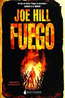 Fuego   Joe Hills