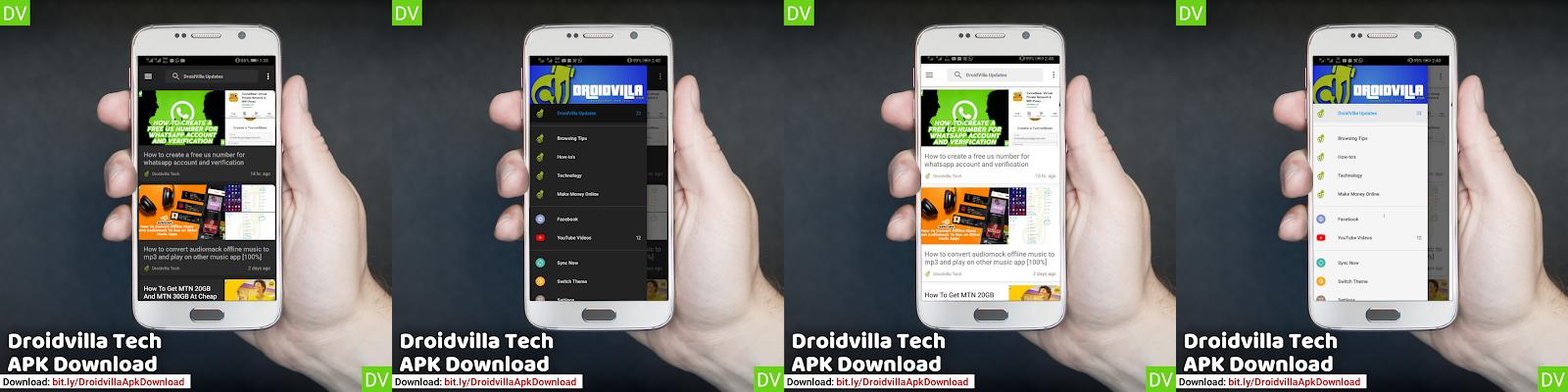 Droidvilla Tech apk download