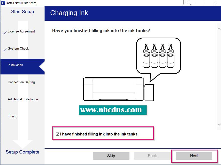 Cara Setting WIFI Printer Epson L-Series Semua Tipe Printer