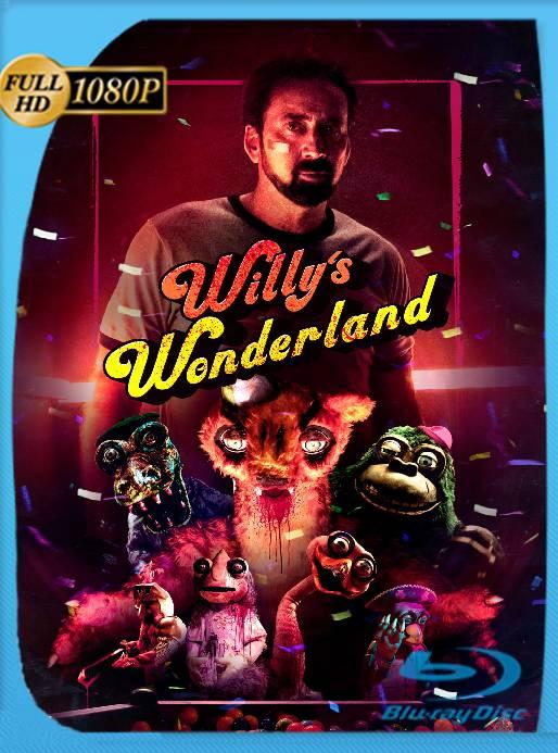 Willy's Wonderland (2021) BRRip 1080p Latino [GoogleDrive] Ivan092