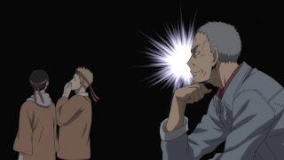 ハイキュー!! アニメ 3期5話 烏養一繋   Karasuno vs Shiratorizawa   HAIKYU!! Season3