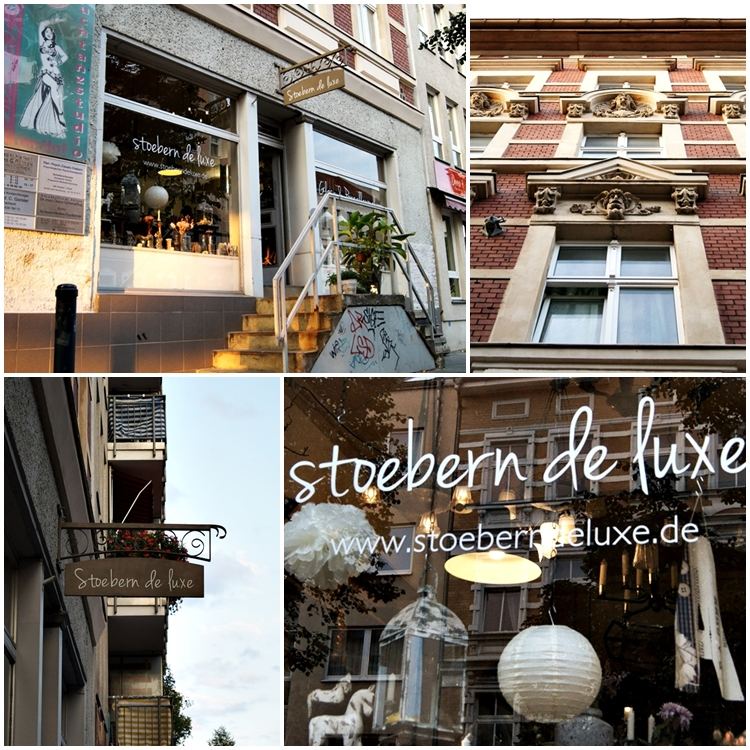 Blog + Fotografie by it's me! - Bloggertreffen in Berlin - Collage von Stoebern de Luxe