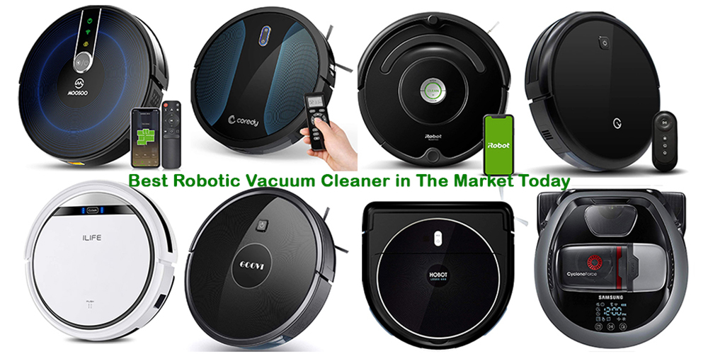 Best Robotic Vacuum Cleaner in The Market Today