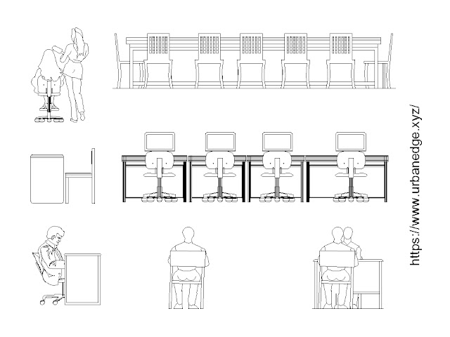 Office Furniture cad blocks free download, Office cad blocks, Office furniture dwg