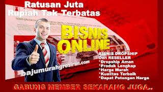 Bisnis Online BMGShop