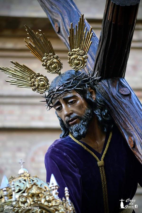 Suspendida la Procesión Extraordinaria de Nuestro Padre Jesús de las Penas en sus Tres Caídas de Huelva