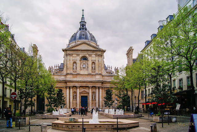 Universidad más antigua de París