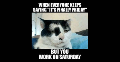 TGIF to all of you..