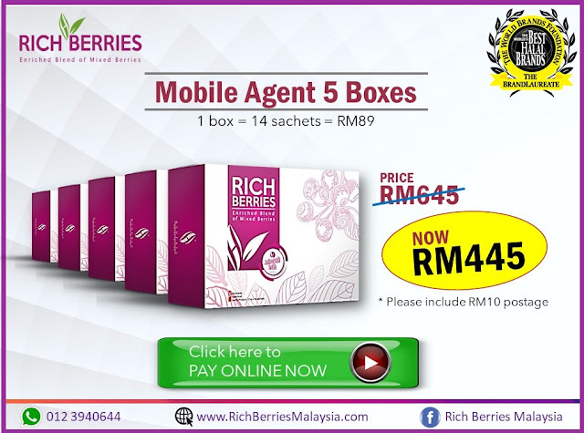 MOBILE AGENT RM445