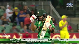 Babar Azam 100 vs Australia Highlights