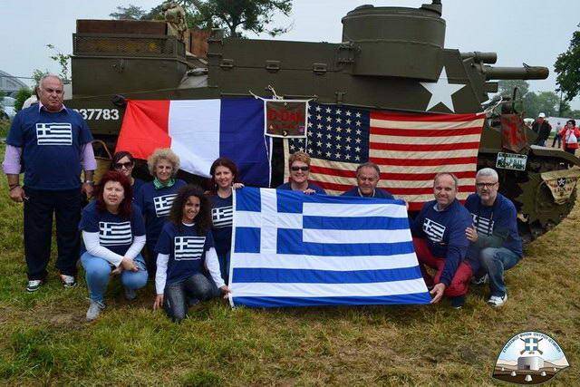 Οι Φίλοι Οχυρού Ιστίμπεη στη Νορμανδία
