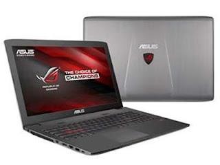 10 Daftar Harga Laptop Terbaru ASUS Core i7 Mei 2017