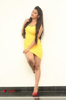 Actress Tarunika Pictures in Short Dress at Ramasakkanodu Movie Opening  0206