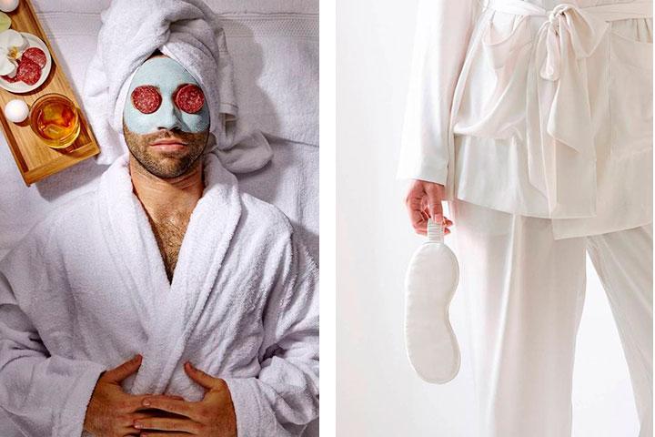 Как убрать темные круги и мешки под глазами