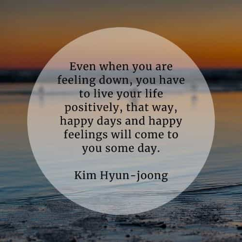 Feeling down quotes that will surely lighten your mood