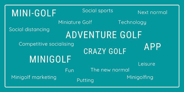A look at minigolf and competitive socialising in the time of coronavirus and social distancing