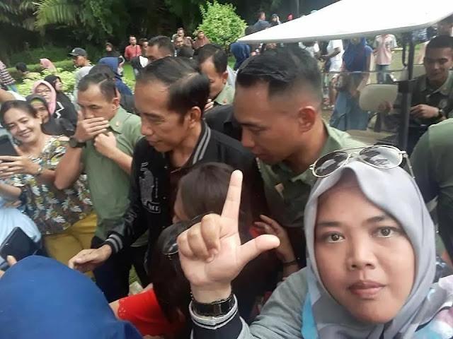 Akibat Kebangkitan Emak-emak dan Tak Tepati Janji, Elektabilitas Jokowi Tergerus, Prabowo Meningkat