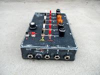 dpFX Line Level Stereo Mixer