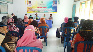 Tingkatkan SDM Kader Posyandu, Kelurahan Jatiwangi Gelar Sosialisasi Kesehatan