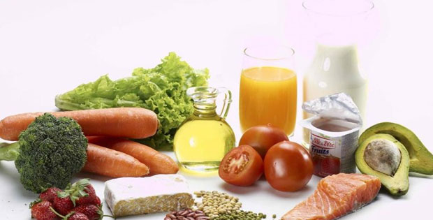 Menu Makanan Bergizi Seimbang