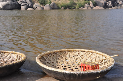 Coracle Ride Hampi