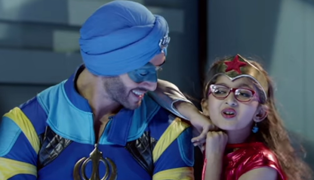Get ready to groove with the title track of A Flying Jatt, song out now.