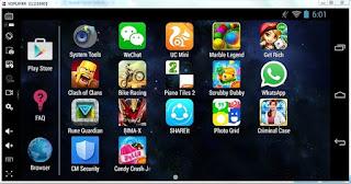 برنامج koplayer لتشغيل تطبيقات الاندرويد على الكمبيوتر اخر اصدار 2017